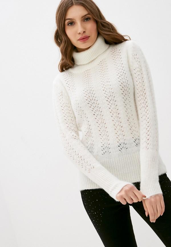женский свитер rinascimento, белый