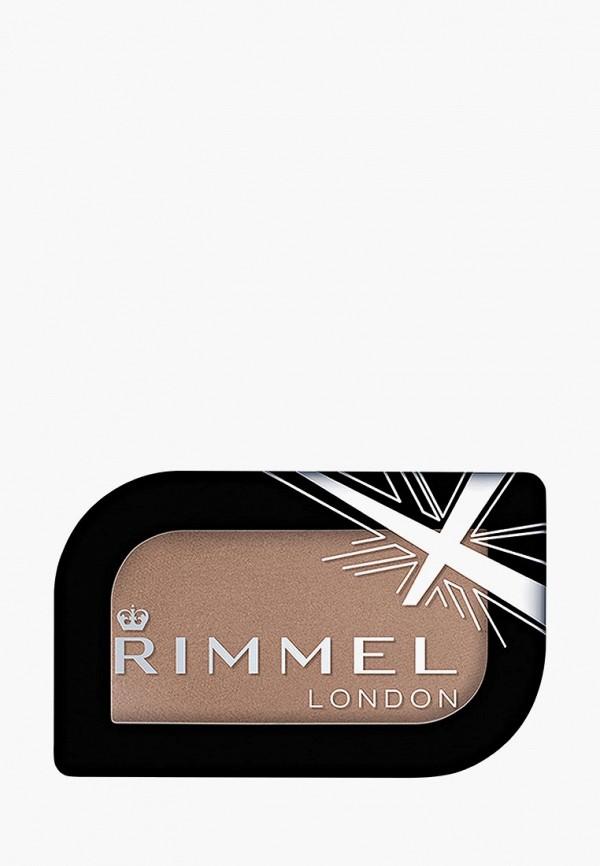 тени для век rimmel, коричневый