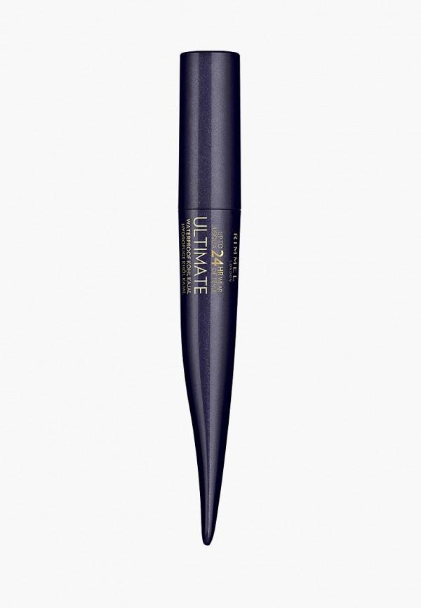 женский карандаш для глаз rimmel, фиолетовый