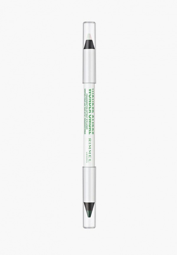 карандаш для глаз rimmel, зеленый