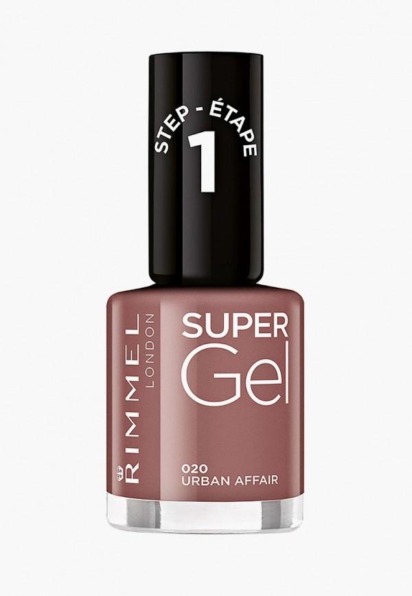 Лак для ногтей Rimmel Rimmel RI030LWCRVO9 гель лак для ногтей rimmel kate nail polish