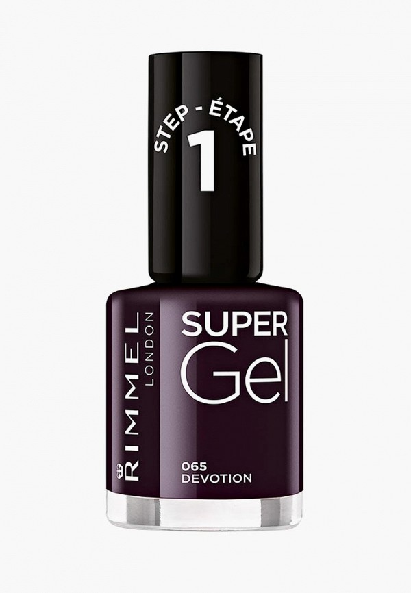Лак для ногтей Rimmel Rimmel RI030LWCRVP2 гель лак для ногтей rimmel super gel nail polish