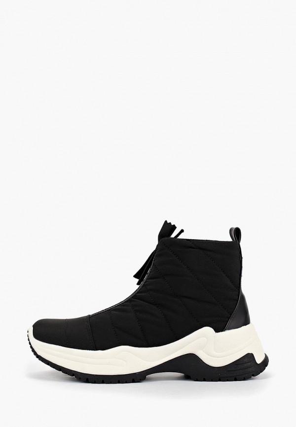 женские ботинки rio fiore, черные