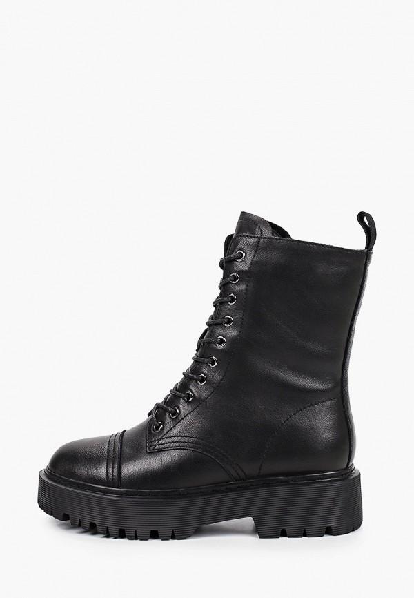 женские ботинки rita bravuro, черные