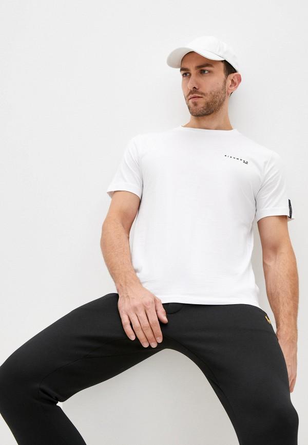 мужская футболка richmond sport, белая