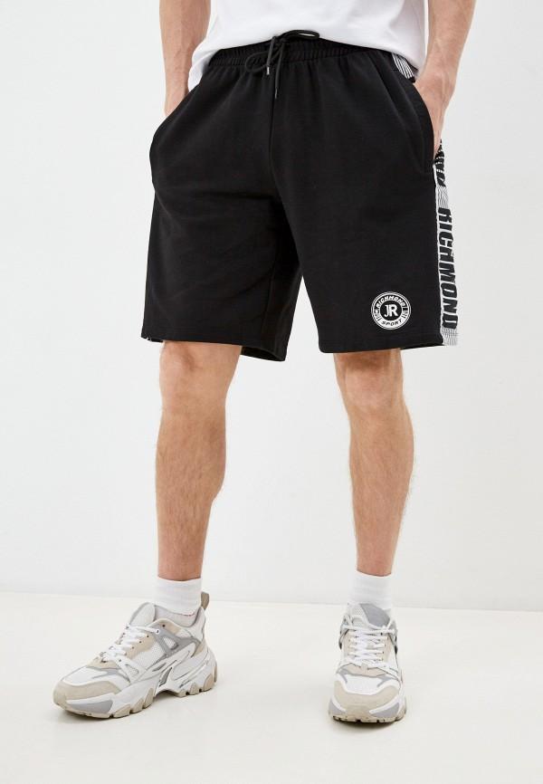мужские спортивные шорты richmond sport, черные