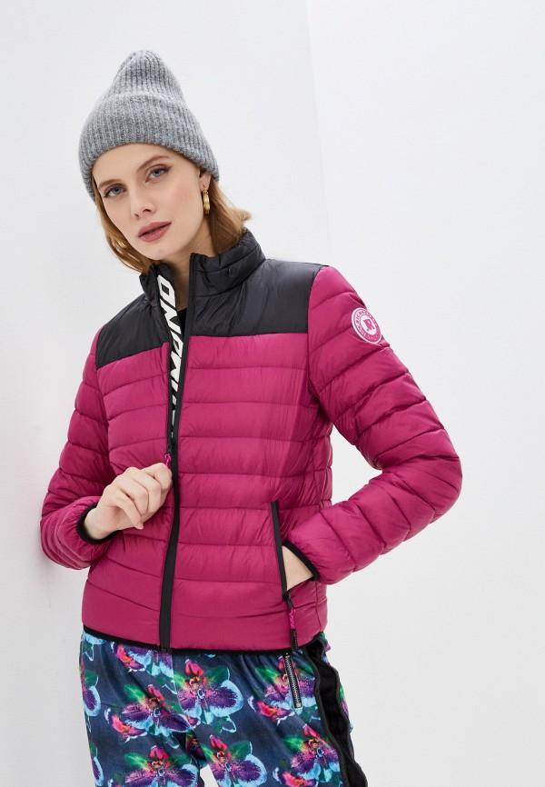 женская куртка richmond sport, фиолетовая