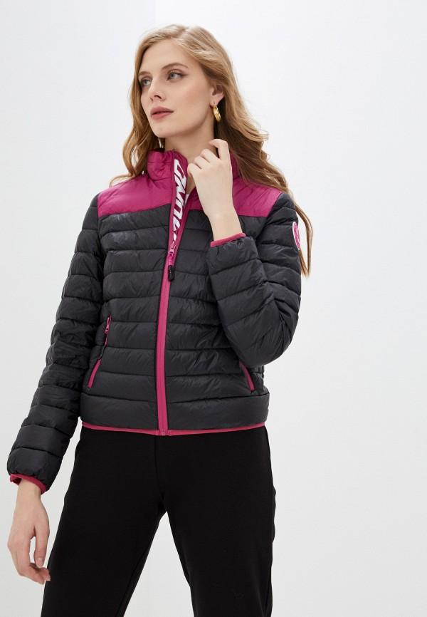 женская куртка richmond sport, черная