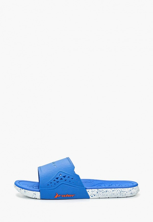 мужские сланцы rider, синие