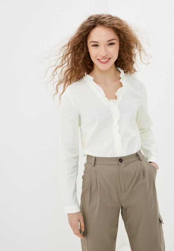 женская блузка rich&royal, бирюзовая