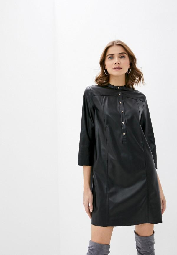 женское платье rich&royal, черное