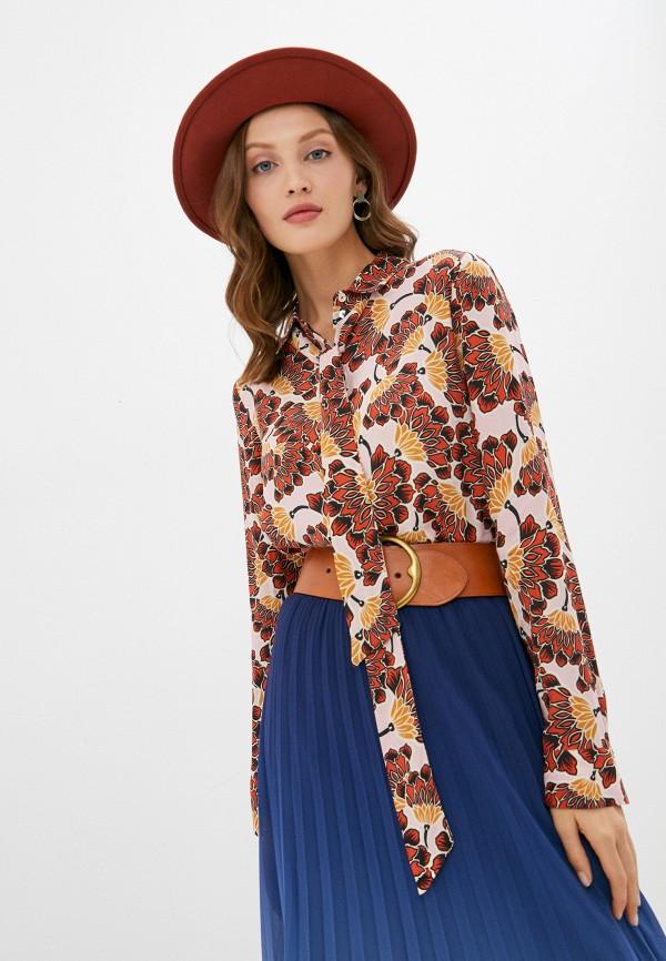 женская блузка rich&royal, разноцветная