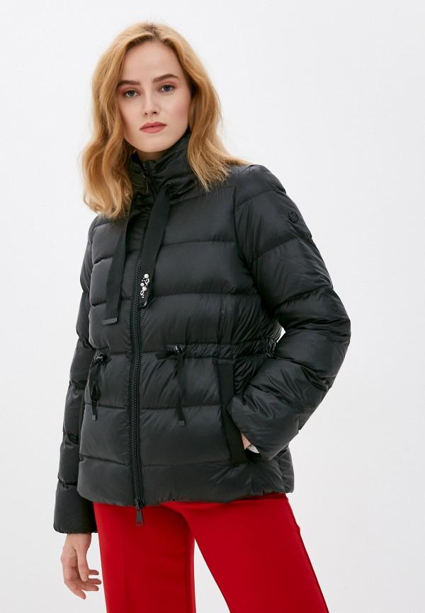 женская куртка rich&royal, черная