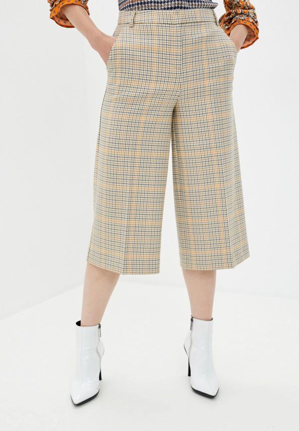 женские брюки rich&royal, бежевые