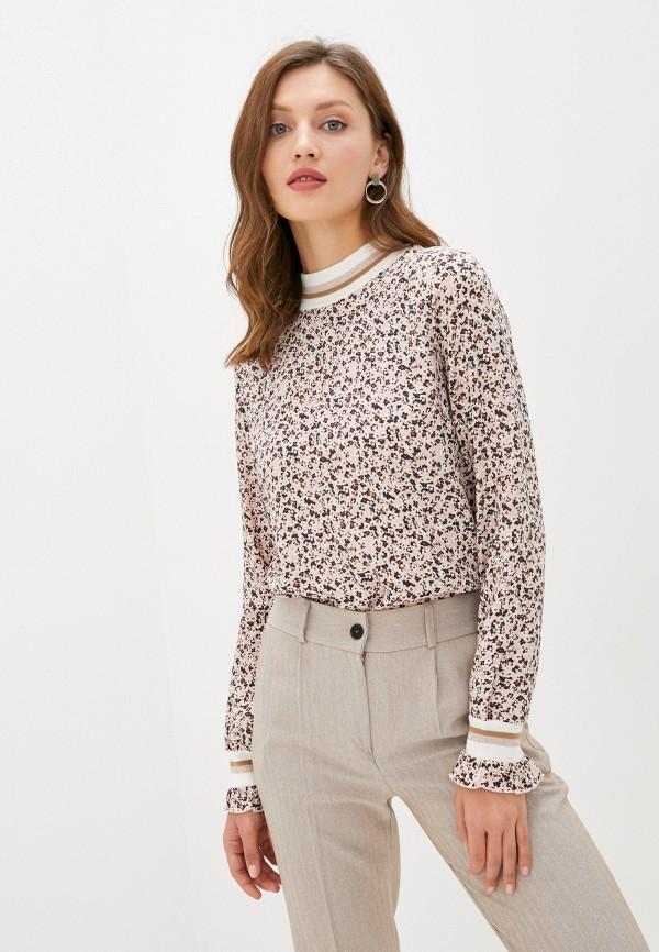 женская блузка rich&royal, розовая