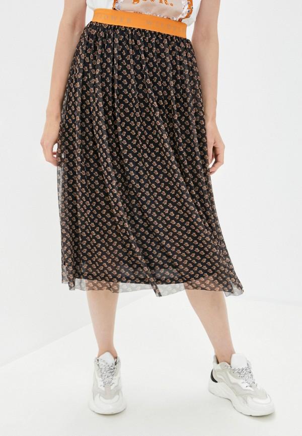 женская юбка rich&royal, черная