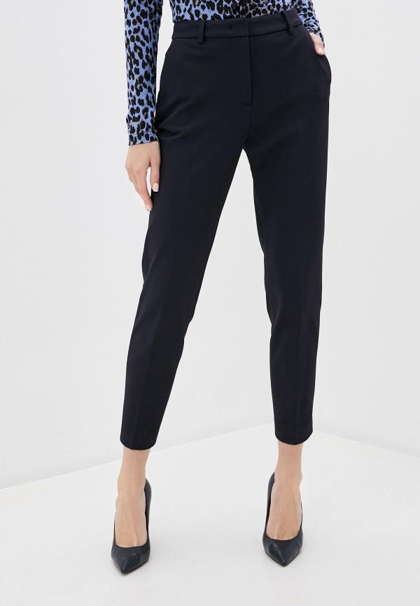 женские классические брюки rich&royal, синие