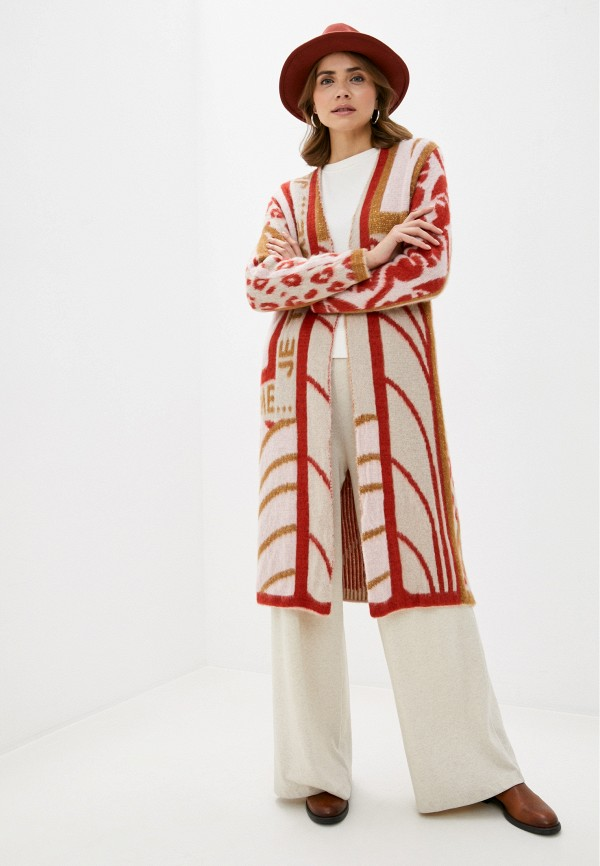 женский кардиган rich&royal, разноцветный