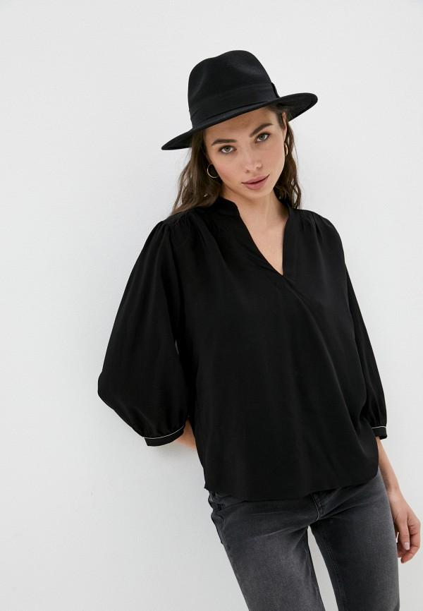 женская блузка rich&royal, черная