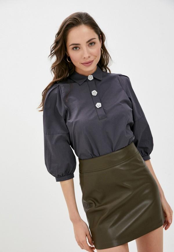 женская блузка rich&royal, серая