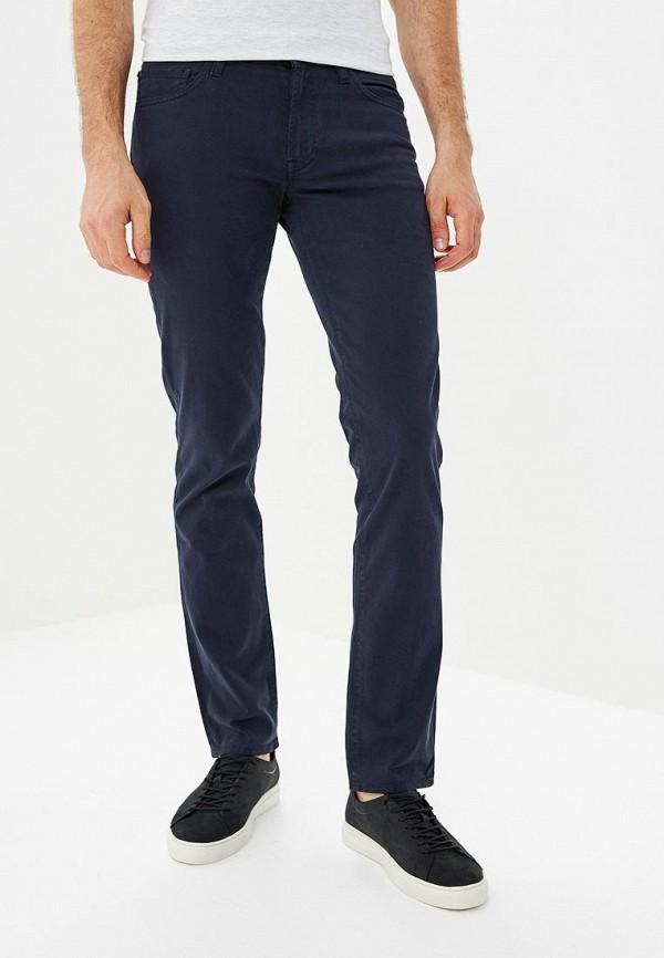 мужские повседневные брюки rifle, синие