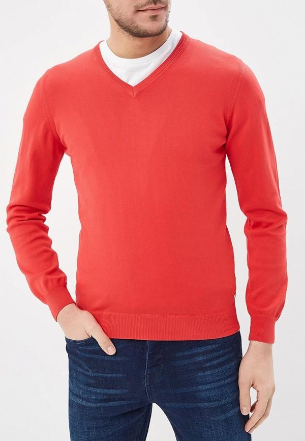 мужской пуловер rifle, красный