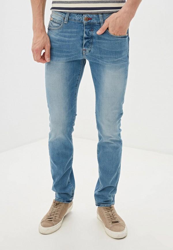 мужские джинсы rifle, голубые