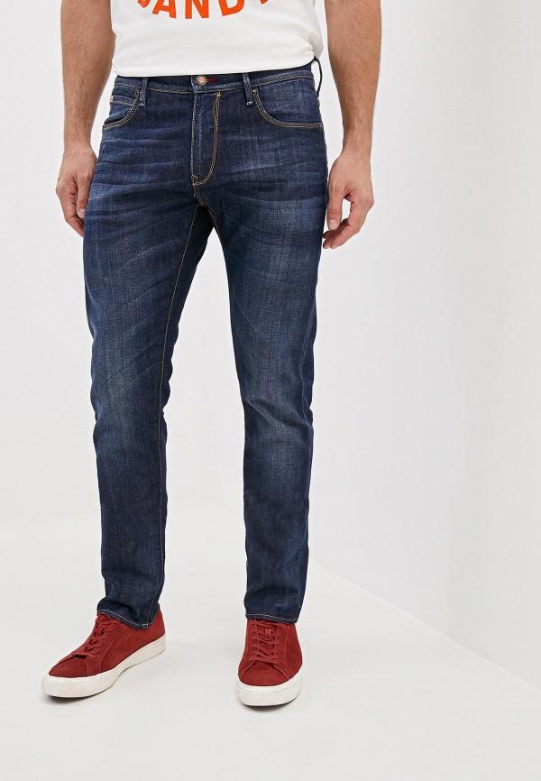 мужские зауженные джинсы rifle, синие