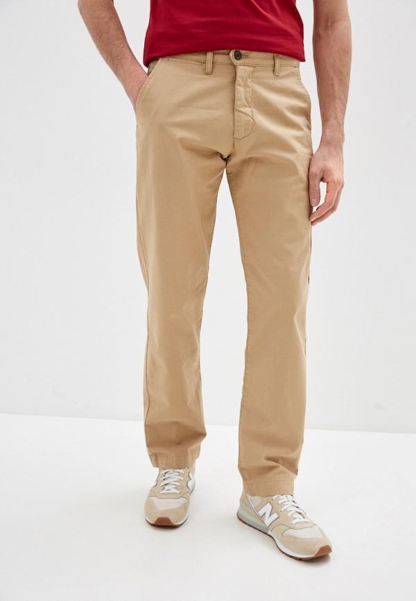 мужские повседневные брюки rifle, бежевые