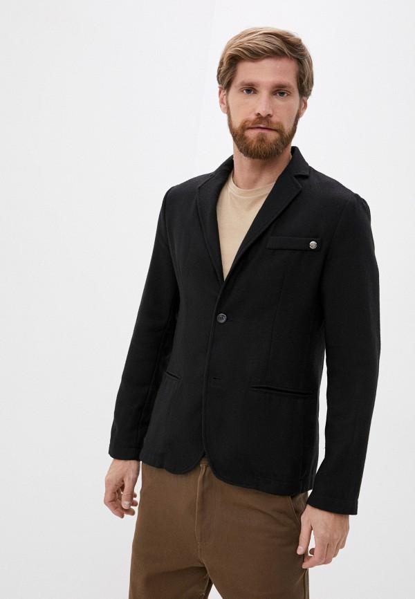мужской пиджак rifle, черный