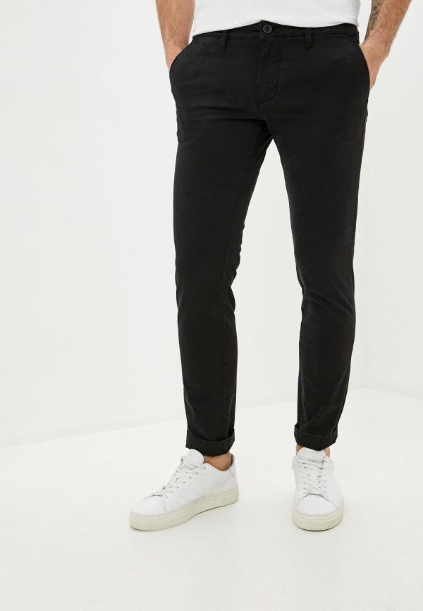 мужские брюки чинос rifle, черные