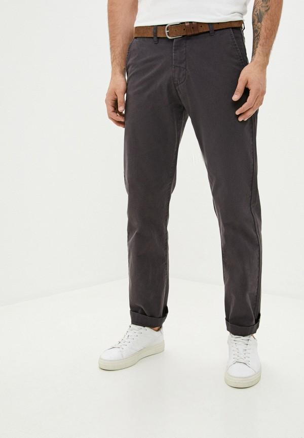 мужские брюки чинос rifle, серые