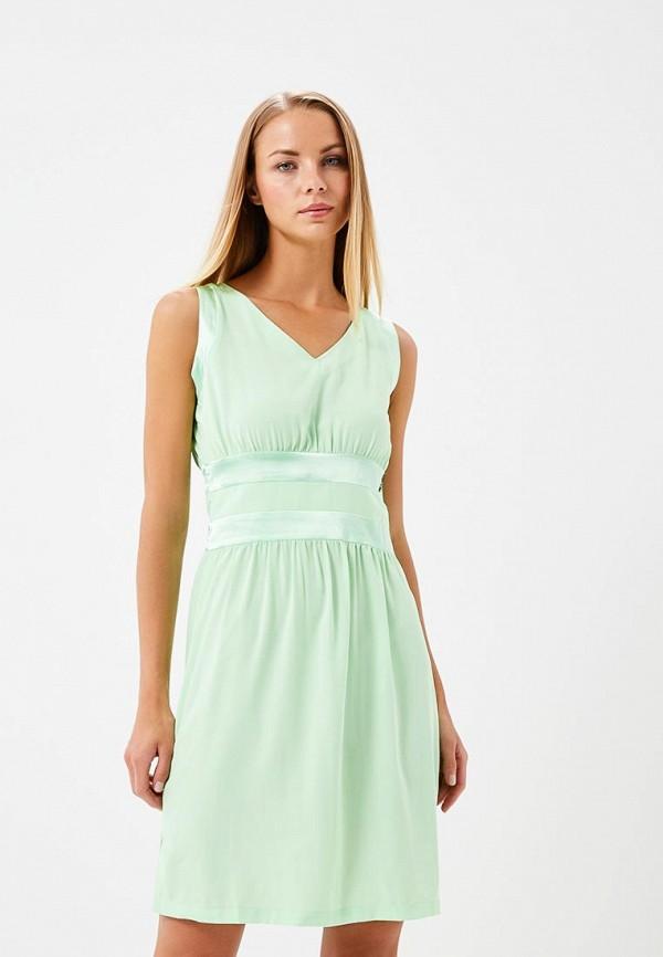 женское платье rifle, зеленое