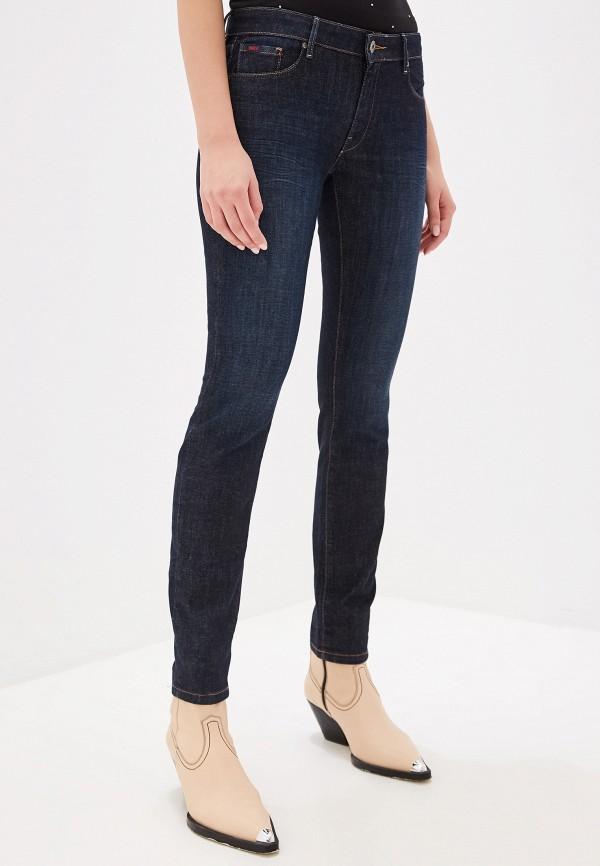 женские джинсы rifle, синие