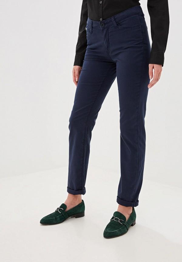 женские брюки rifle, синие