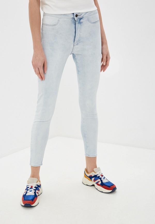 женские джинсы rifle, голубые