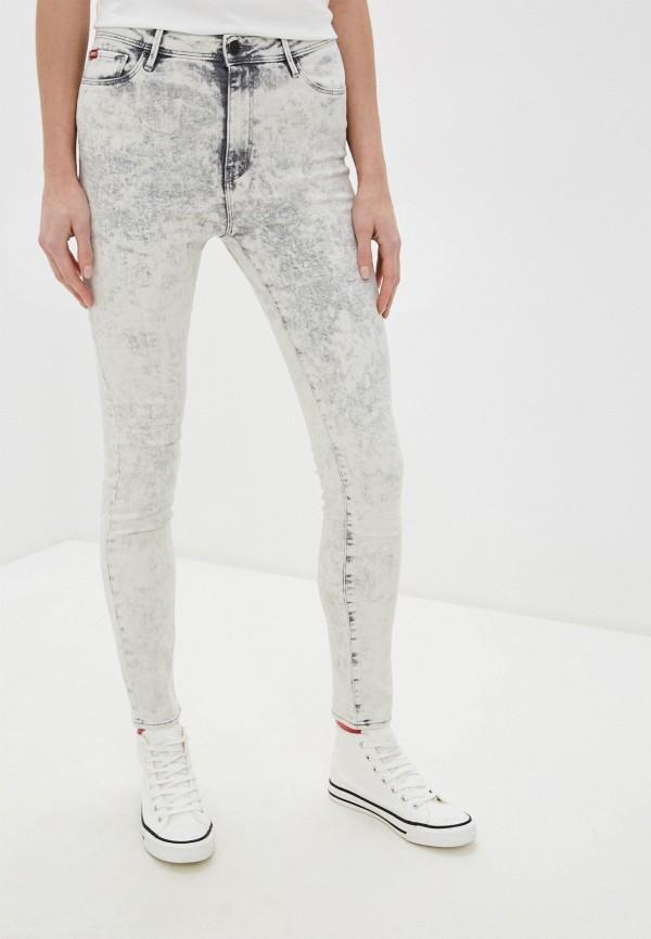женские джинсы rifle, серые
