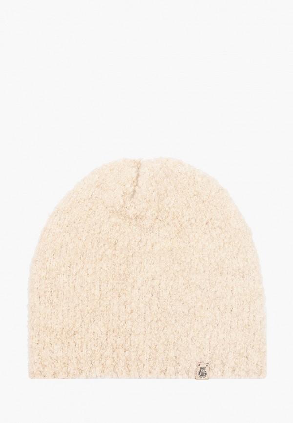 женская шапка roeckl, бежевая