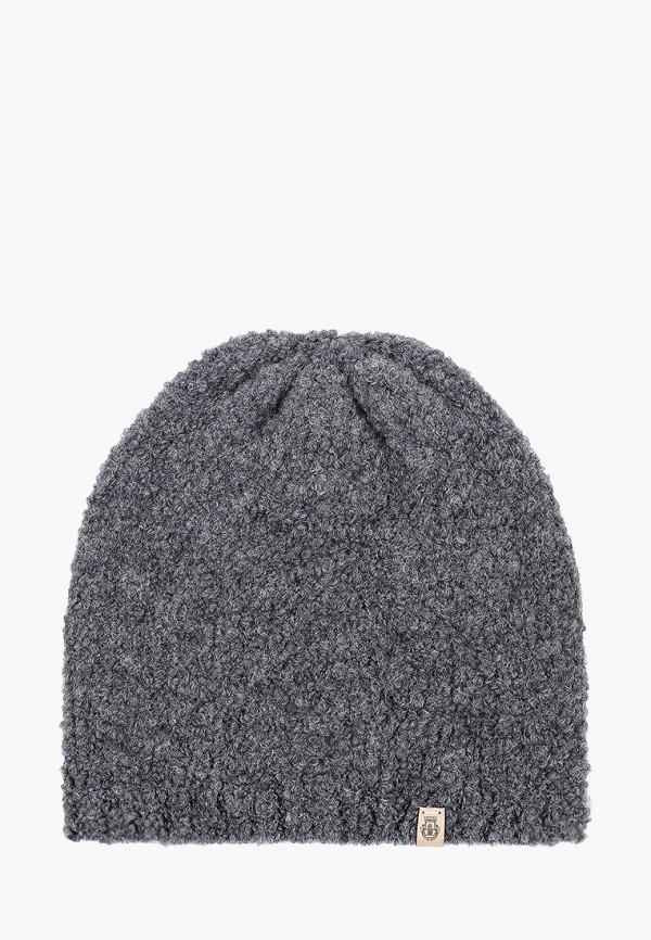 женская шапка roeckl, серая