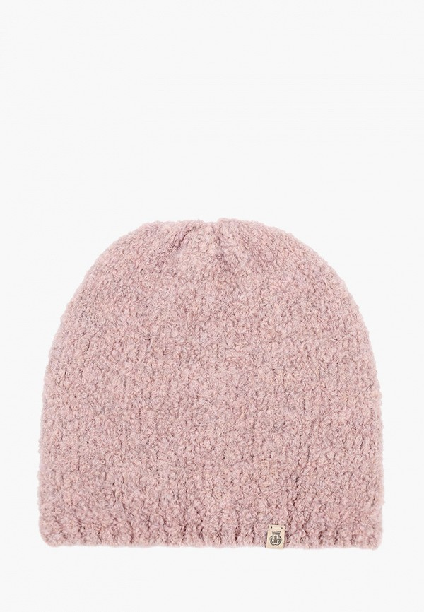 женская шапка roeckl, розовая