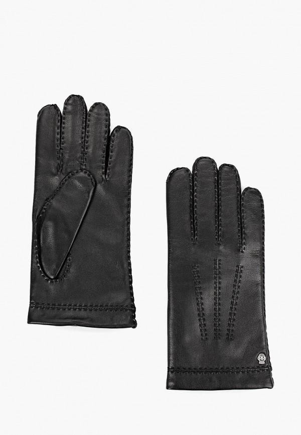 Купить Перчатки Roeckl, ro002dmdceh3, черный, Осень-зима 2018/2019