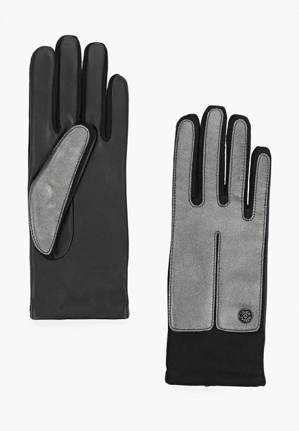 женские перчатки roeckl, серые