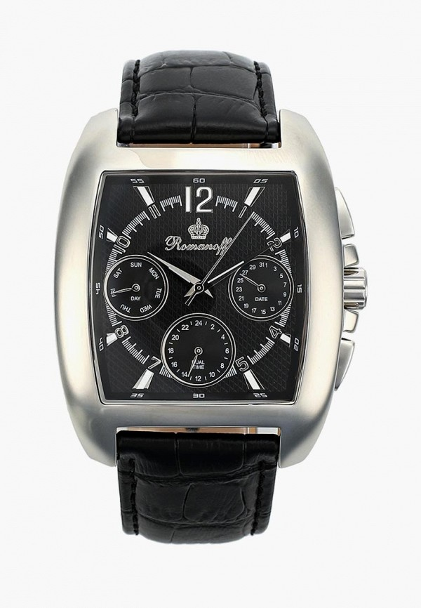 Купить Часы Romanoff, RO003DMAIDO1, черный, Осень-зима 2018/2019