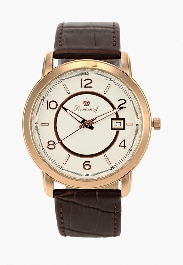 Купить Часы Romanoff, ro003dmcavm2, коричневый, Весна-лето 2019