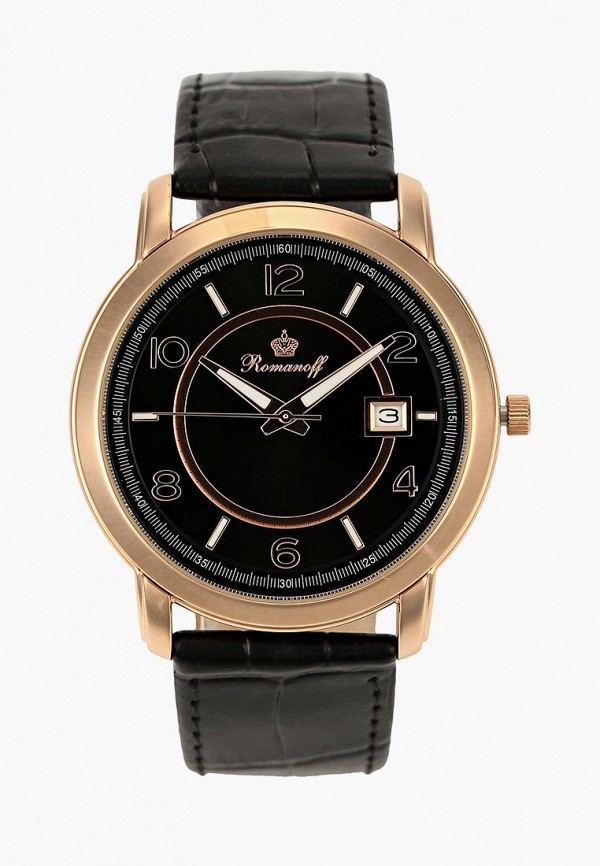 Купить Часы Romanoff, RO003DMCAVM3, черный, Осень-зима 2018/2019