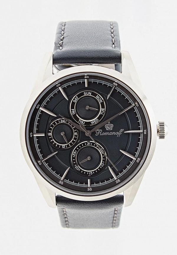 мужские часы romanoff, серые