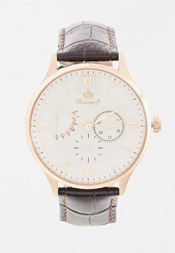 Купить Часы Romanoff, ro003dmdqij2, коричневый, Весна-лето 2019