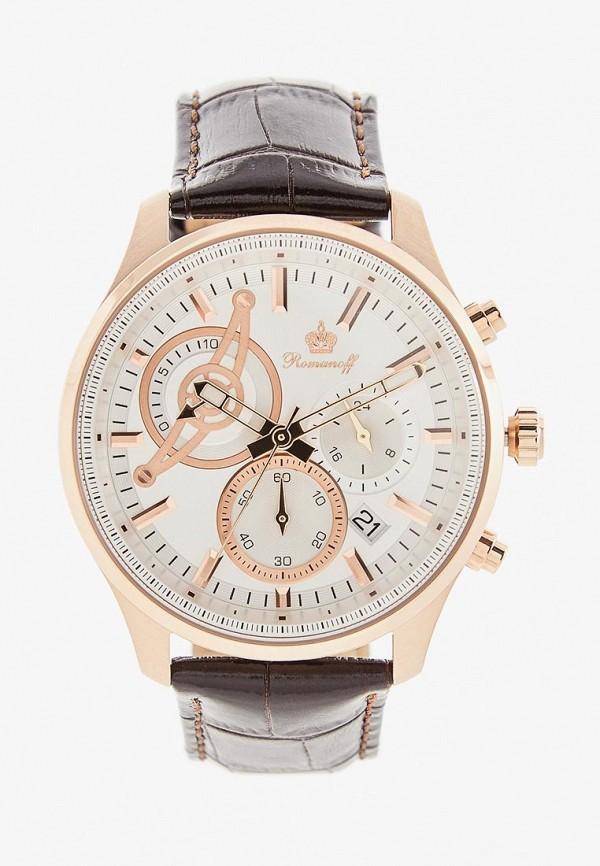 Купить Часы Romanoff, ro003dmdvem5, коричневый, Весна-лето 2019