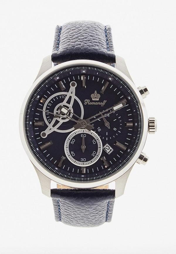 мужские часы romanoff, синие