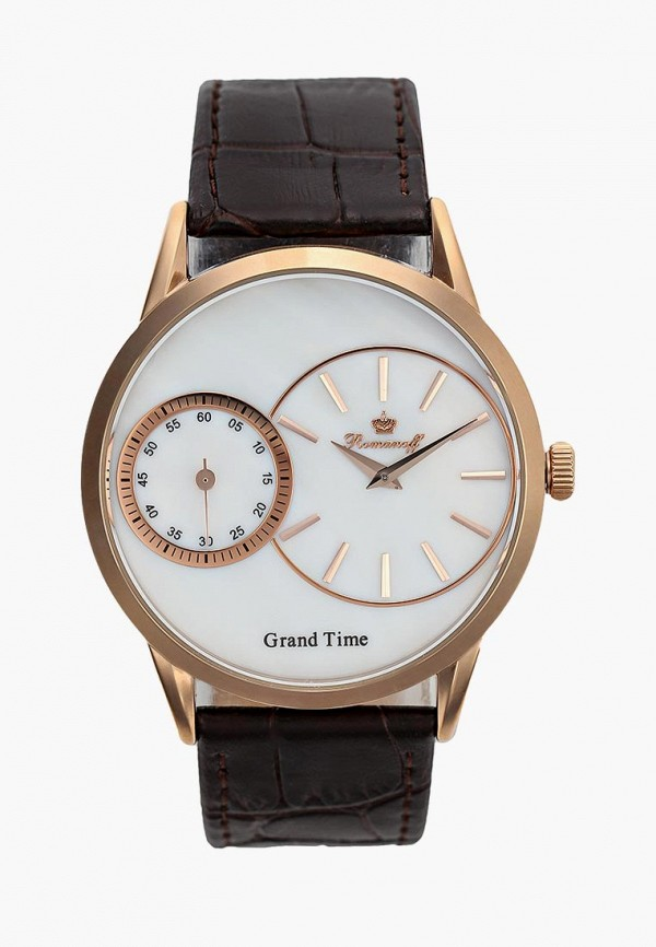 Купить Часы Romanoff, RO003DMLZR30, коричневый, Осень-зима 2018/2019